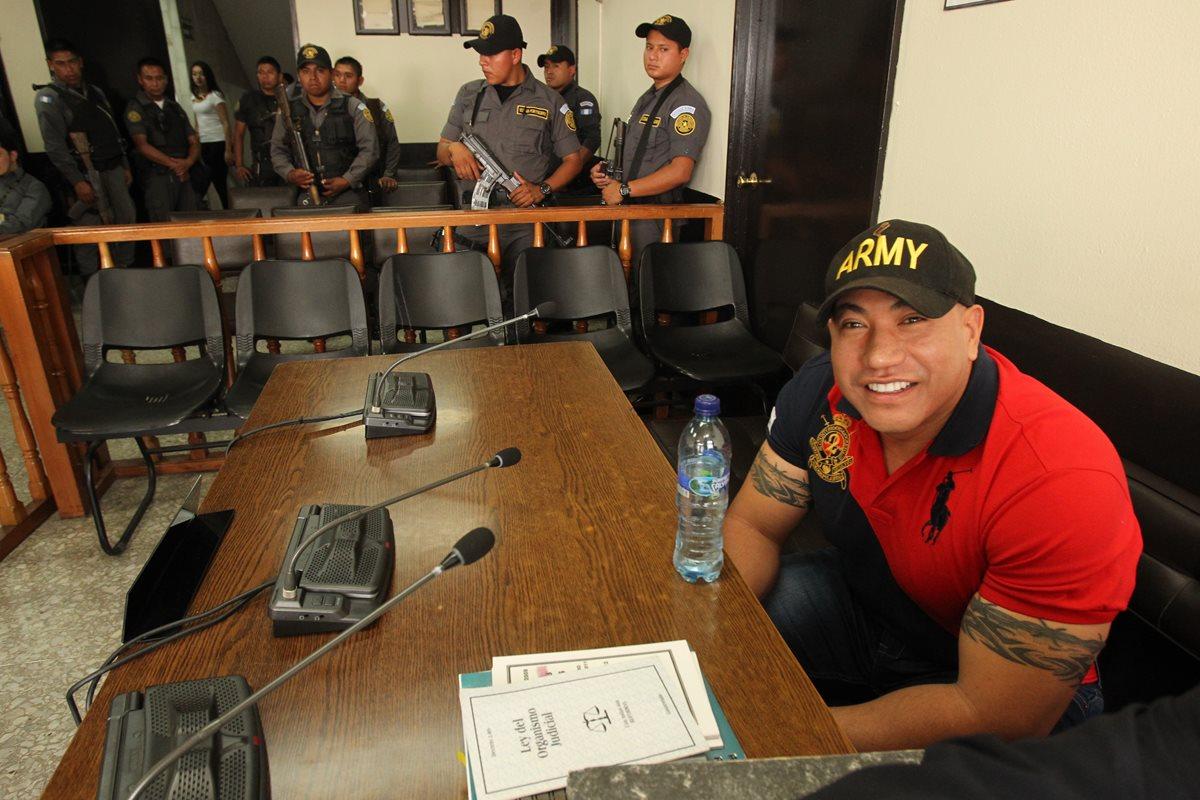Jairo Orellana será extraditado a EE.UU.