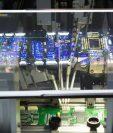 Los chips que componen tu teléfono se fabrican con luz. GETTY IMAGES