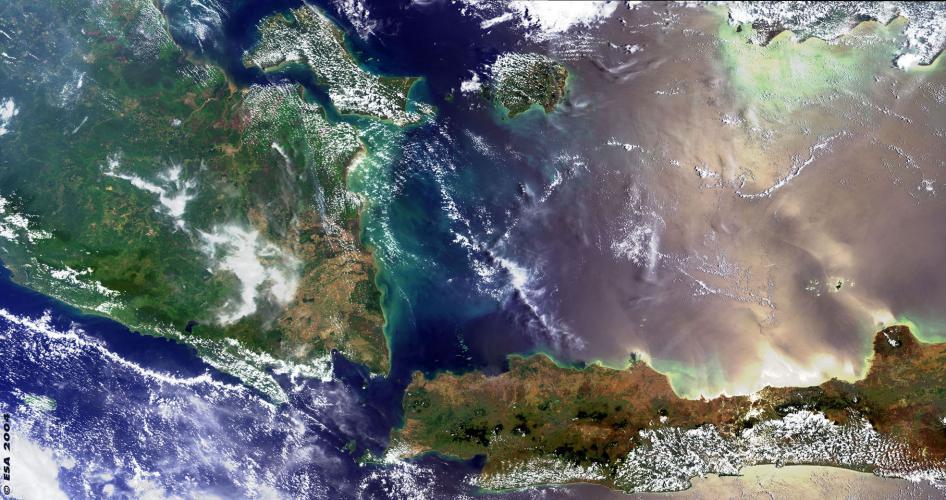 Unoosa facilita herramientas para manejo de desastres y mitigación de riesgos, como huracanes y otros fenómenos meteorológicos. (Foto Prensa Libre, un-spider.org).
