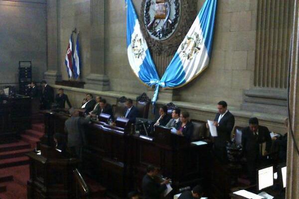 La iniciativa recibió 115 votos a favor. (Foto Prensa Libre: Archivo)