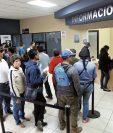 El Icefi proyecta que la carga tributaria en el 2017 estará entre el 10.1 y el 10.2 por ciento. (Foto Prensa Libre: Hemeroteca)