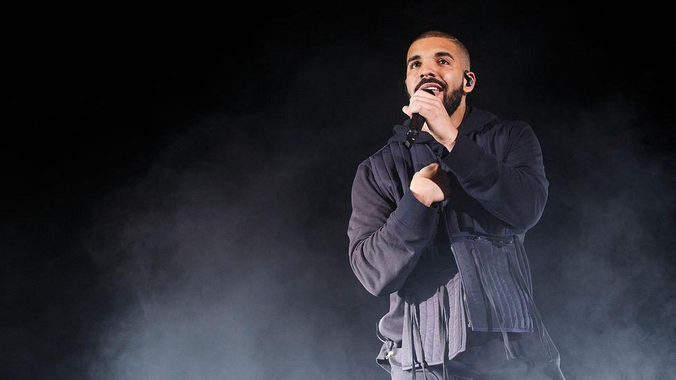 Drake estrenó este viernes su más reciente álbum, titulado Scorpion. (Foto Prensa Libre: EFE).