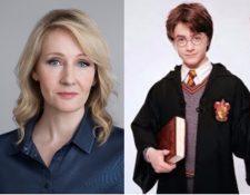 La escritora J. K. Rowling este lunes cumple 52 años y 37 Harry Potter (Foto Prensa Libre: jkrowling.com)