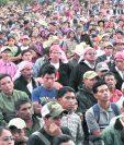 Según el PNUD el país tiene índices de desarrollo social muy precarios que afectan a las poblaciones indígenas. (Foto Prensa Libre: Hemeroteca PL)