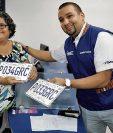 Francisco Solórzano Foppa participó ayer en la entrega de placas a importadores en la aduana Puerto Barrios.