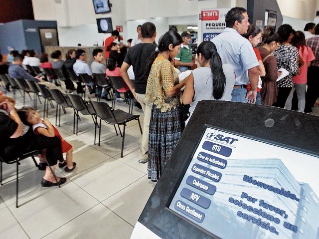 SAT sigue con servicio irregular por sabotaje a sistemas informáticos