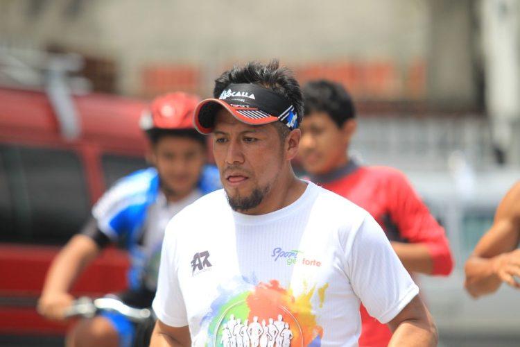 Los participantes indican que representan a más de 20 deportes que se practican en Chimaltenango.