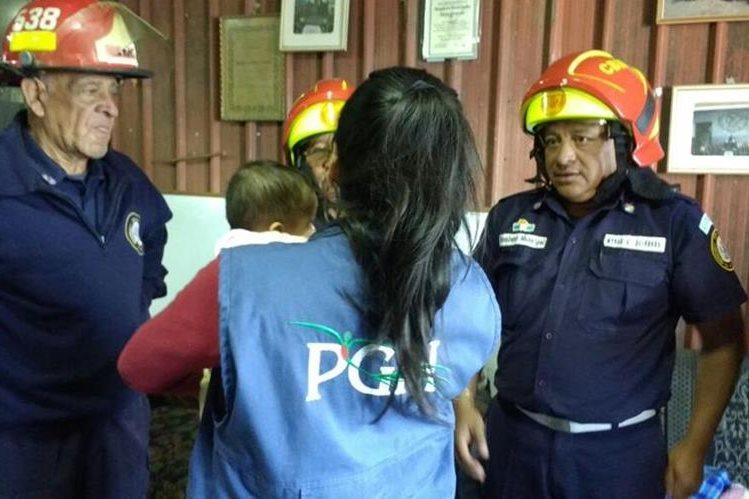 Guatemala y Zacapa encabezan lista de abandono de niños