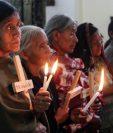 Cientos de personas aún esperan localizar a sus familiares que desaparecieron durante el conflicto armado. (Foto Prensa Libre: Hemeroteca PL)