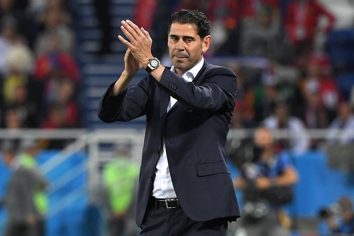 Hierro termina su relación contractual con la selección de España
