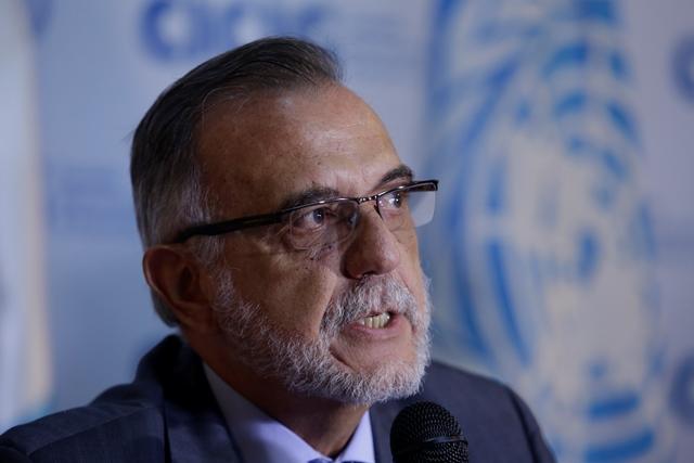 Iván Velásquez afirma que la sociedad civil debe intervenir. (Foto Prensa Libre: Hemeroteca PL)