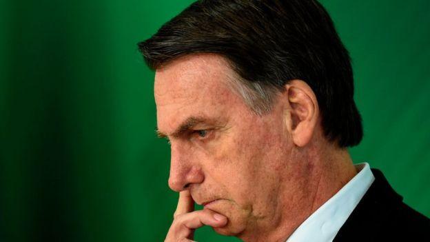 El plan económico del presidente electo de Brasil, Jair Bolsonaro, ha despertado incertidumbre en la región. GETTY IMAGES
