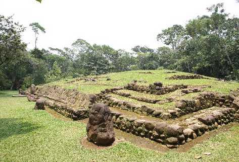 """TAKALIK ABAJ es considerado el """"puente"""" entre el mundo olmeca y el maya."""