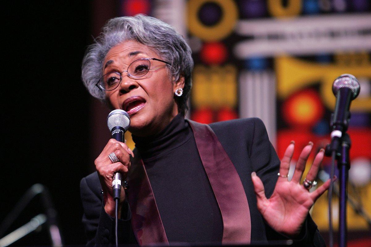 Nancy Wilson destacó por sus baladas y trabajo como locutora (Foto Prensa Libre: AFP).