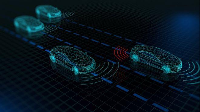 En 2018, el nivel de automatización de los coches se acelerará rápidamente. GETTY IMAGES