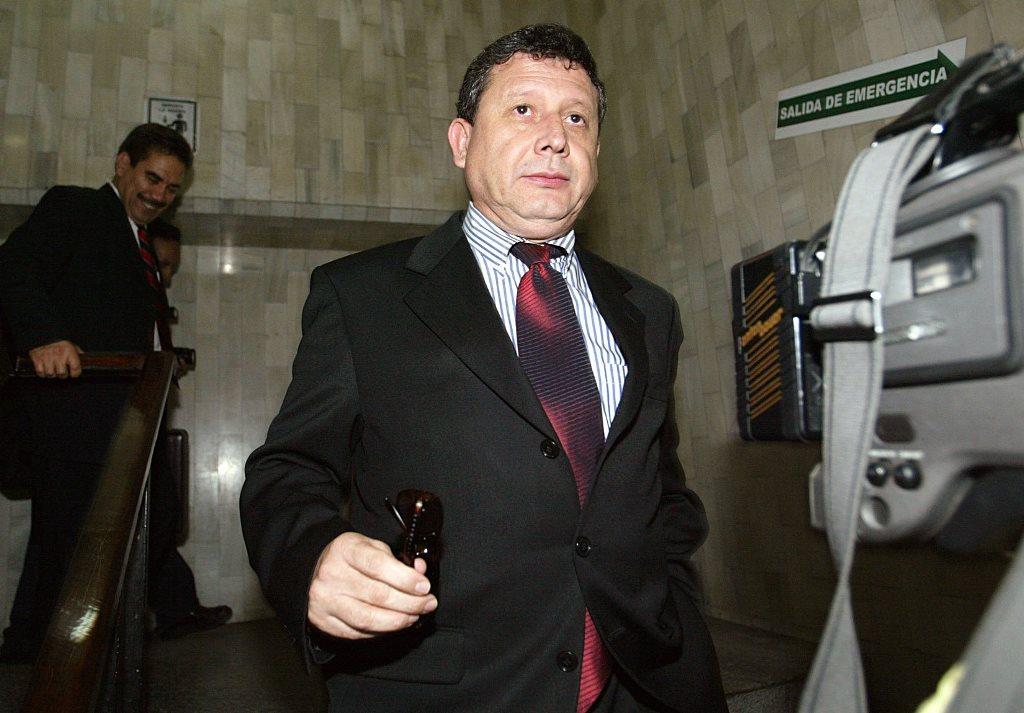 César Augusto Medina Farfán es procesado por cuatro delitos en el Juzgado Quinto Penal. (Foto Prensa Libre: Hemeroteca PL)