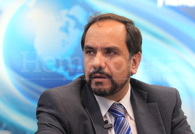 Constitucionalista Alejandro Balsells Conde. (Foto: Hemeroteca PL)