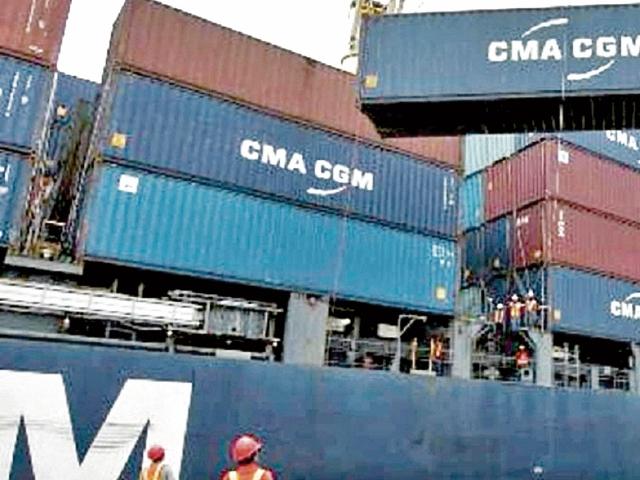 Comercio marítimo está cayendo, aquí la razón