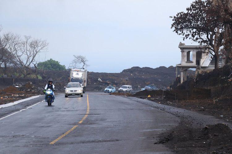 La reparación de la ruta costó Q17 millones y solo se podrá transitar de día.