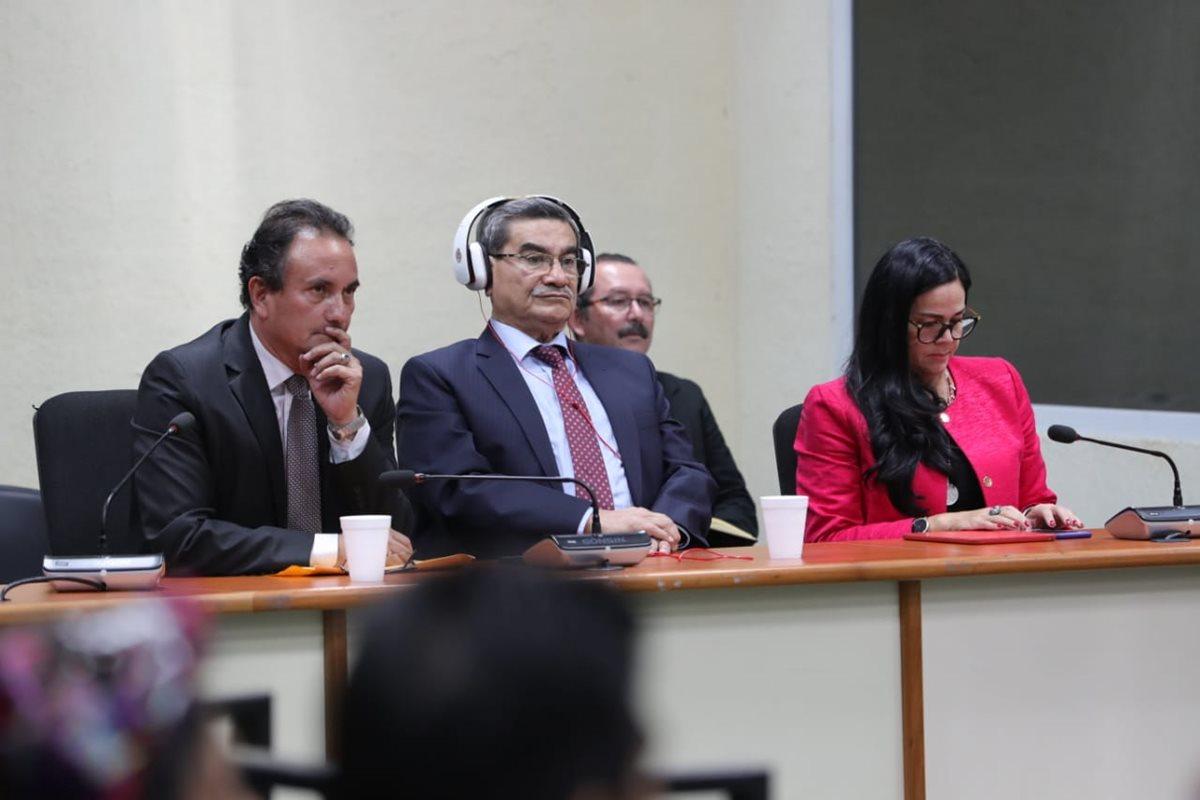 Tribunal absuelve por mayoría a Mauricio Rodríguez Sánchez del delito de genocidio