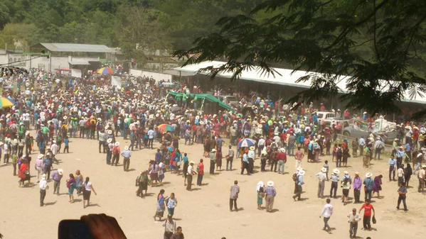 Los municipios de Huehuetenango son de los más buscados por la cantidad de votos que representa. (Foto Prensa Libre: Hemeroteca PL)