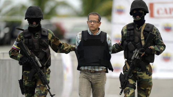 """El exnarcotraficante colombiano Jorge Milton Cifuentes Villa hizo negocios con """"El Chapo"""". GETTY IMAGES"""