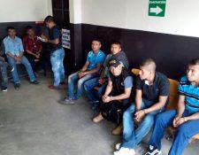 Los militares señalados fueron detenidos el pasado domingo( Foto Prensa Libre: Hemeroteca PL)