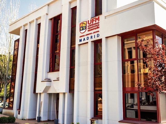 Universidad Francisco Marroquín instaló un campus en España, será inaugurado la otra semana