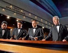 La Marimba de conciertos del Palacio Nacional se presentará mañana en el Teatro Nacional.