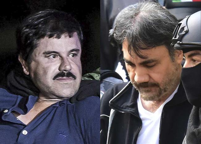 """Condenan a cadena perpetua al """"Licenciado"""", mano derecha del """"Chapo"""", en Estados Unidos"""