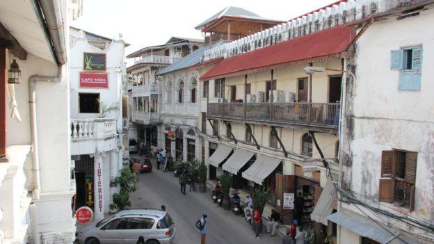 El joven Farrokh Bulsara creció en las estrechas callejuelas de Stone Town, la parte vieja de la Ciudad de Zanzíbar. (GETTY IMAGES)
