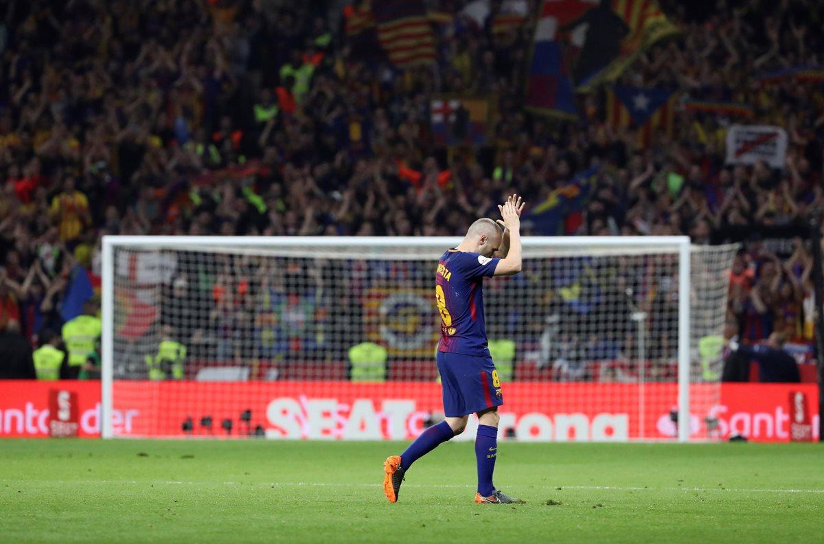 France Football ve doloroso que Andrés Iniesta no haya ganado el Balón de Oro