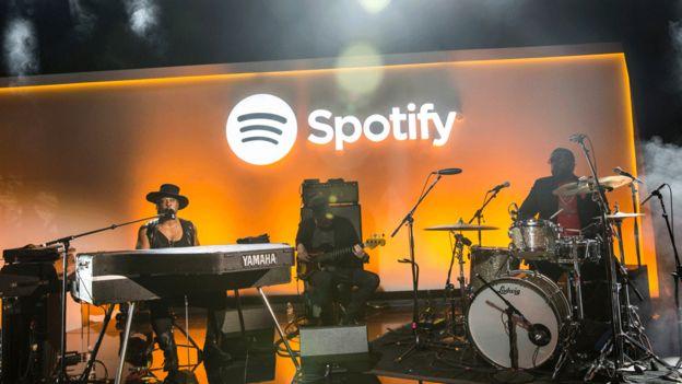 ¿Podrían las estadísticas de streaming determinar dónde se van a hacer los conciertos?