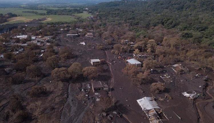La Cepal lleva a cabo una cuantificación de los daños y pérdidas ocasionados por la erupción del Volcán de Fuego y se determinará el impacto a la producción y la fase de reconstrucción. (Foto Prensa Libre: Hemeroteca)