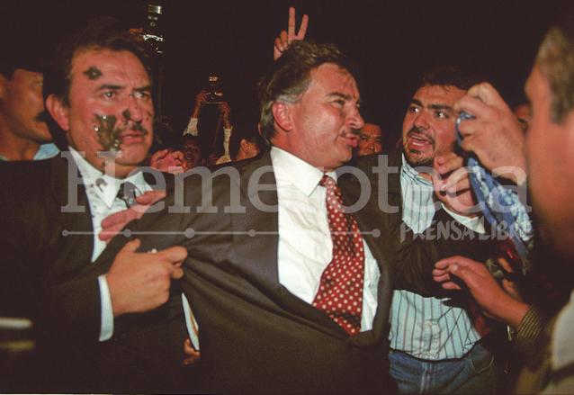 1999: candidatos no gratos en Usac