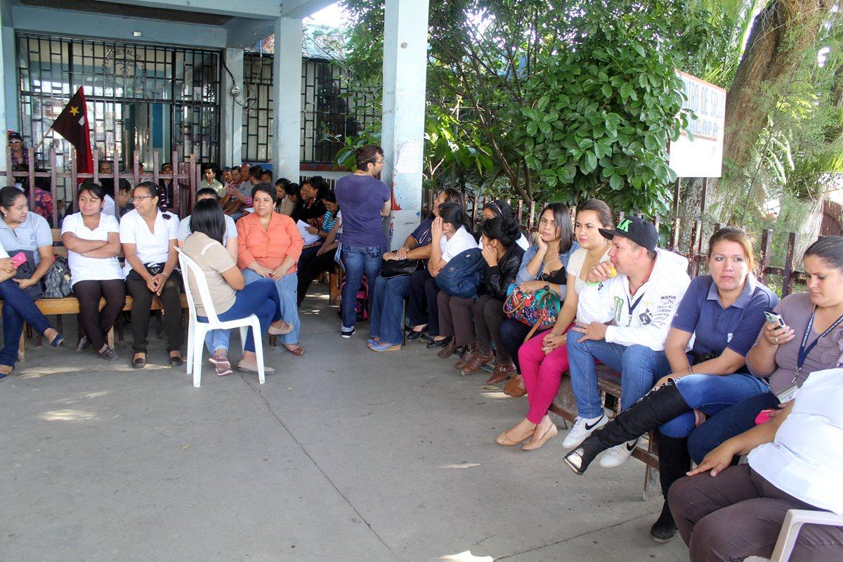 MSPAS: Seis hospitales continúan sin atender