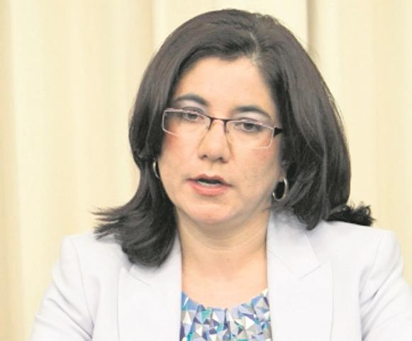 """Jueza Claudia Escobar: """"Si la justicia falla, lo demás colapsa"""""""