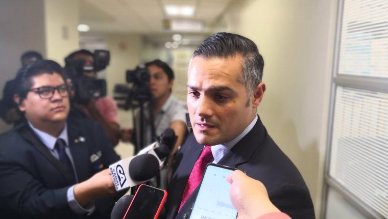Diputado Luis Hernández Azmitia. (Foto Prensa Libre: Hemeroteca PL)