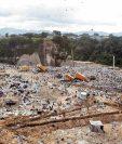 El basurero de la zona 3 es el más grande del país. Cada día recibe tres mil toneladas de desechos de nueve municipios.