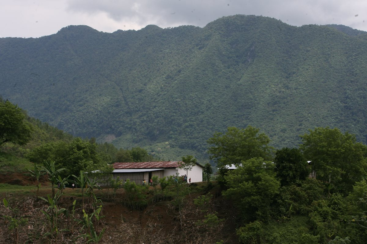 Santa María Cahabón, Alta Verapaz, sería uno de los municipios más afectados si se concreta el cambio de metodología del cálculo del situado. (Foto Prensa Libre: Hemeroteca PL)