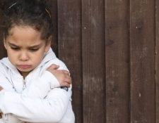 Los niños pequeños también se estresan. ONEBLUELIGHT