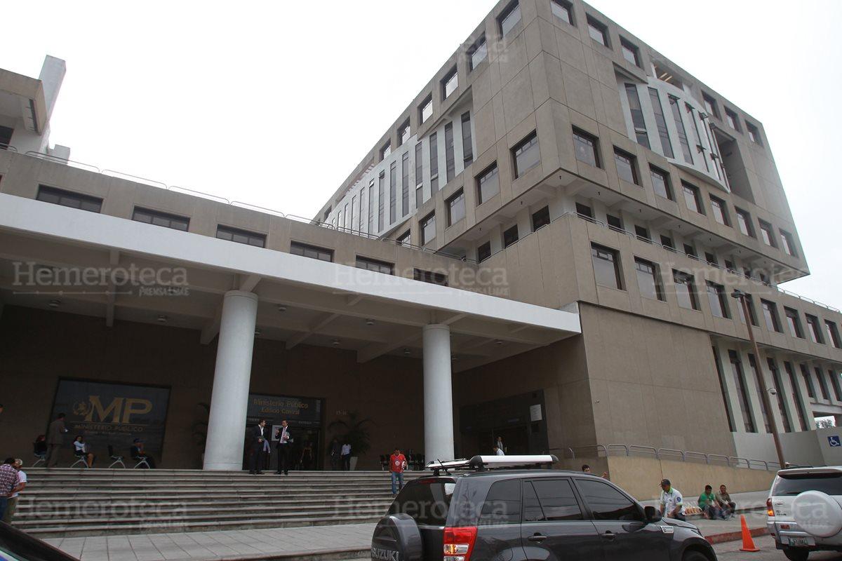 15/06/2016. Fachada del edificio del Ministerio P?úblico ubicado en el barrio Gerona. (Foto: Hemeroteca PL)