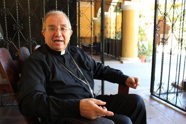 Para mejorar  el departamento, Monseñor Hugo  Palma   envió   cartas a las autoridades, pero no ha obtenido respuesta.