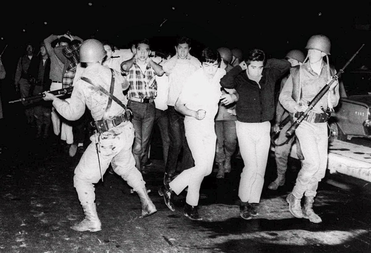 La masacre de Tlatelolco, medio siglo después