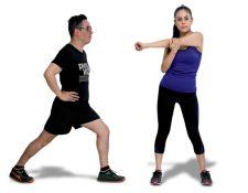 Hay ejercicios especiales antes de entrenar; estos evitarán lesiones. Foto Prensa Libre: Paulo Raquec.