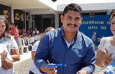 El alcalde de Patulul Édgar José García Monroy será investigado por supuesto abuso contra joven. (Foto Prensa Libre: Cortesía)