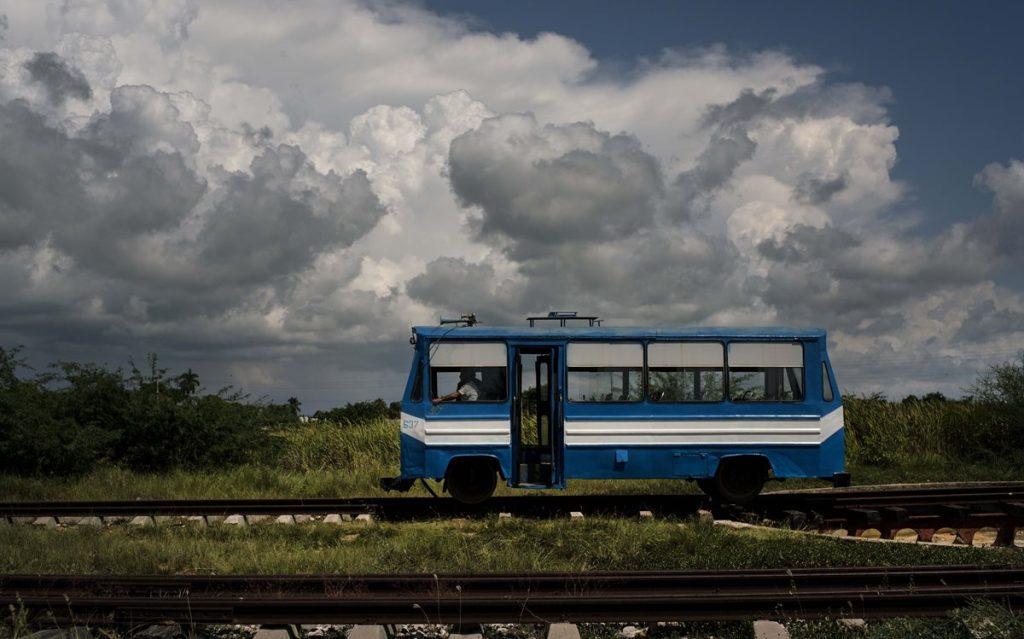 En su mejor momento, los trenes contaban con servicios de lujo.