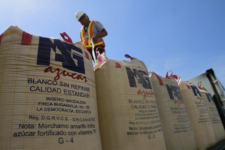 El 64% de las exportaciones que realizó Guatemala a Perú en 2017 fue azúcar. (Foto Prensa Libre: Hemeroteca)