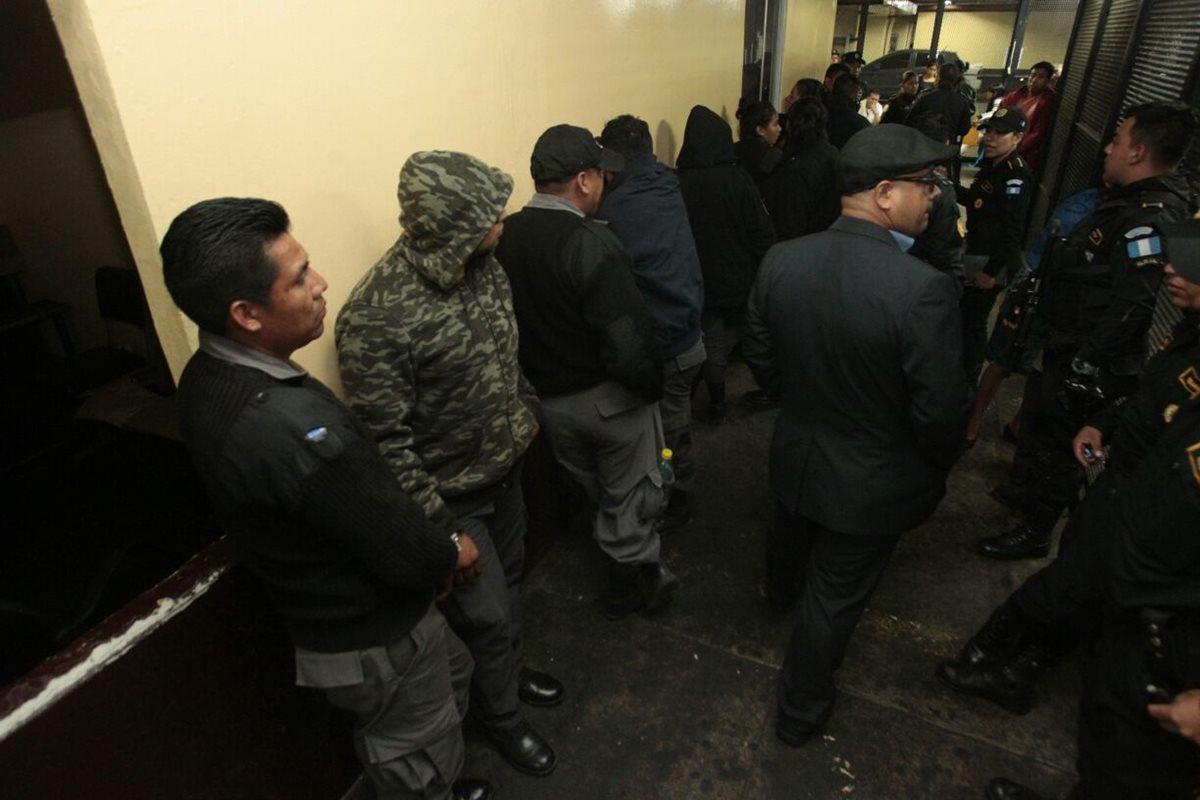 Capturan a ocho trabajadores de Presidios por fuga de la Patrona