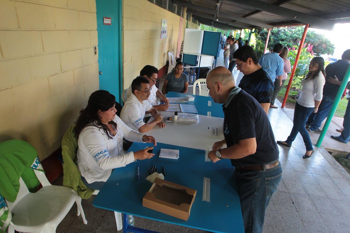 Las organizaciones políticas que registre el TSE podrán participar en las elecciones presidenciales del 2019. (Foto Prensa Libre: Hemeroteca PL)